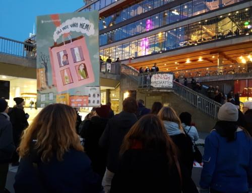 Stor protest mot ombildningar av hyresrätter
